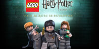 LEGO Harry Potter minifigure series 1