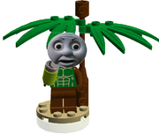 Crash Potatoes Character