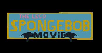 The LEGO SpongeBob Movie Logo