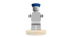 Danger Dolan (LEGO Dimensions)