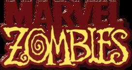 A Marvel Zombies logo