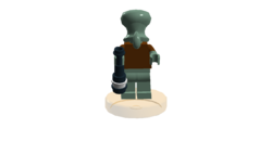 Squidward (LEGO Dimensions)