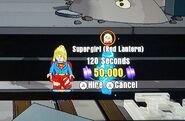 Supergirl hire a hero now unlocked