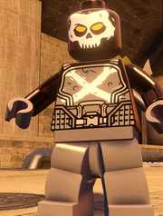 LEGO CW Crossbones