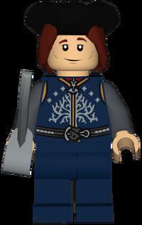 Lieutenant Axis