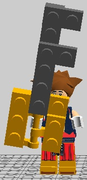 LEGO Sora KH