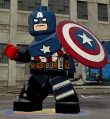 CaptainAmerica (Bucky)
