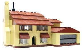 Simpsons house 2
