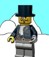 LEGO Johny Thunder Sam Sinister Concept