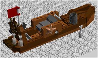 Captain Tanner's Ship 1