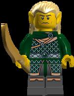 Woodaria Elf Guard