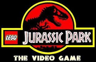 Lego Jurassic Park Logo