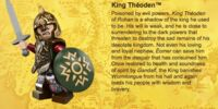 King Théoden/Gallery