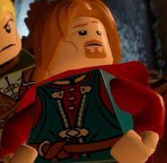 Legolas and Boromir