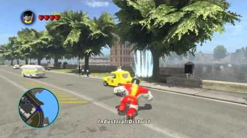 LEGO Marvel Super Heroes The Video Game - Colossus free roam-0