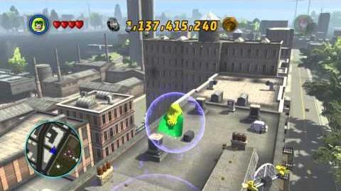 LEGO Marvel Super Heroes The Video Game - Polaris free roam