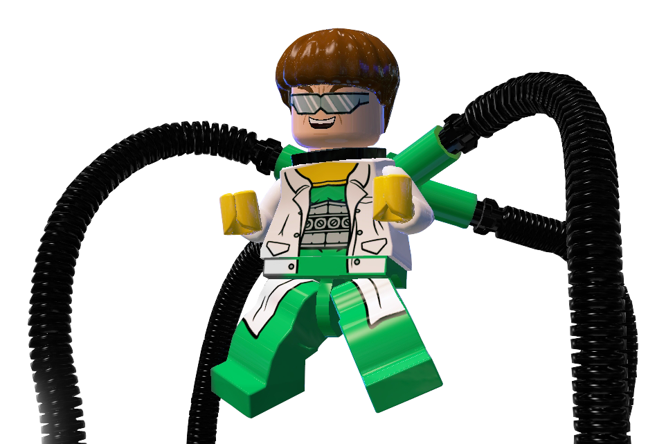 Doctor Octopus LEGO Marvel Superheroes