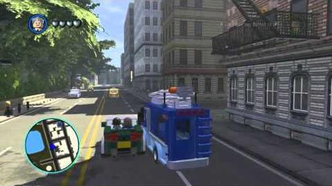 LEGO Marvel Super Heroes The Video Game - J
