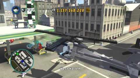 LEGO Marvel Super Heroes The Video Game - Nightmare free roam