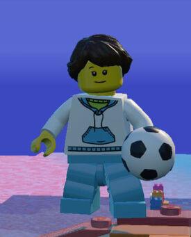 Football-Girl