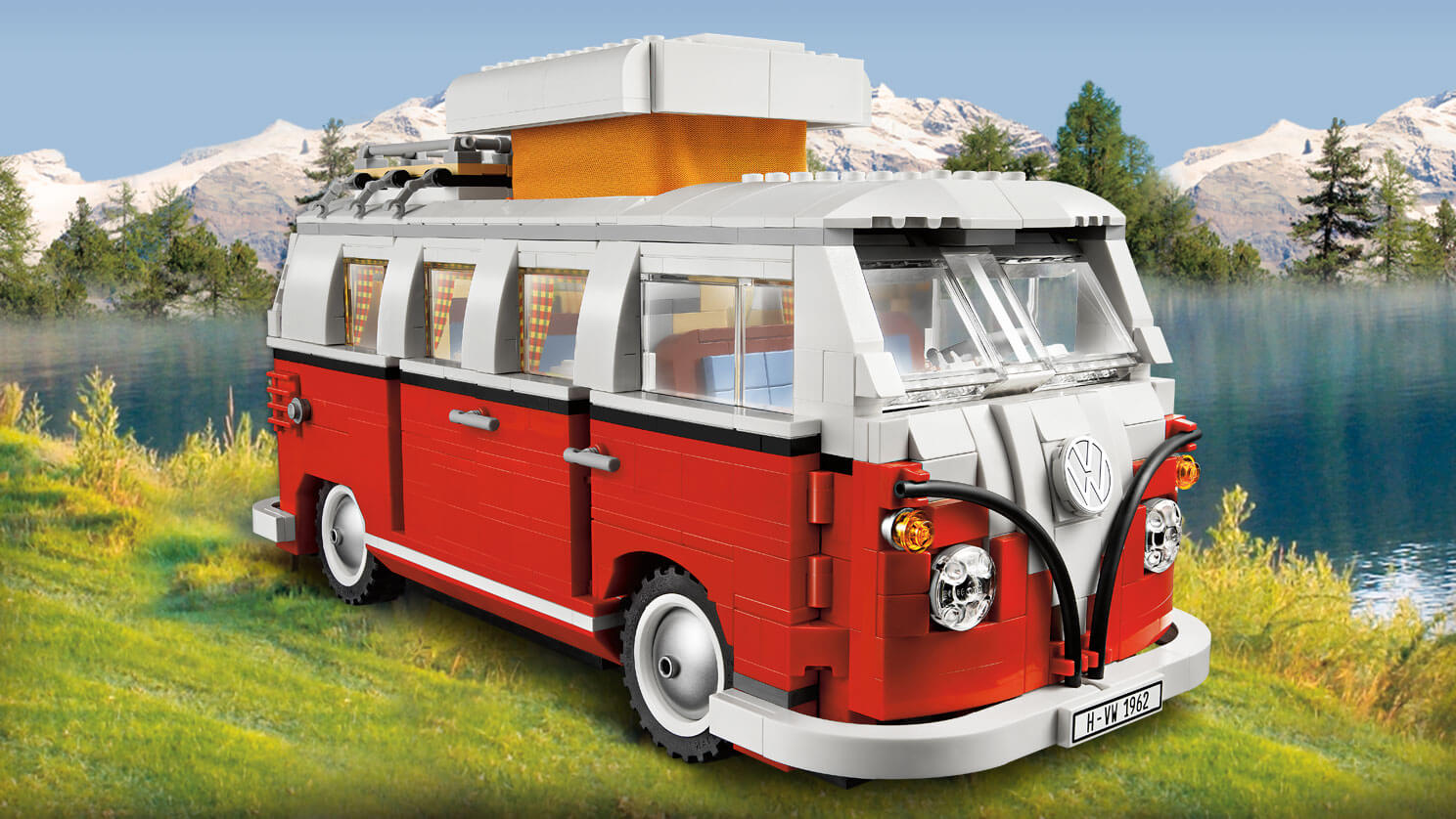 10220 le camping car volkswagen t1 wiki lego fandom powered by wikia. Black Bedroom Furniture Sets. Home Design Ideas
