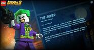 Joker LB2 stats