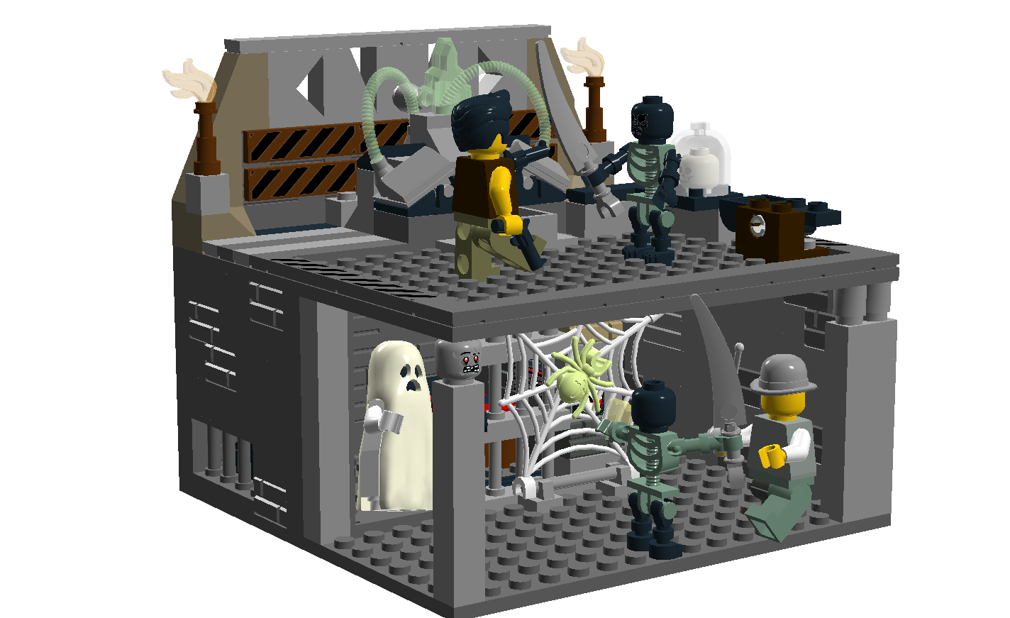 Custom:The Ghost Dungeon | Brickipedia | Fandom powered by