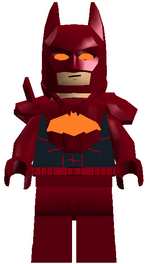 Batman (in game, Fire Suit)
