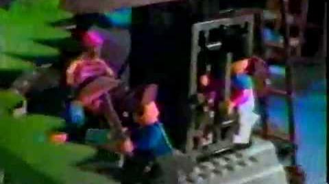 LEGO Pirates Ad 1992