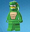 Lizard Man Undercover
