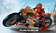 7158 Furno Bike with background