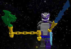 Overlord (Cyborg)