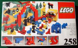 258-Zoo with Baseboard