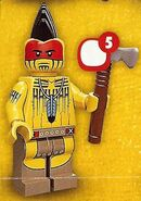 Series 10-5 Tomahawk Warrior