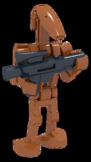 Battle Droid Render Geonosis