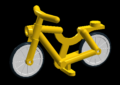 File:Yellow Bicycle.png