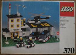370-Police Headquarters box