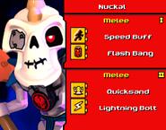 Nuckal ninjago