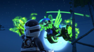 Wraith's GhostCycle-Ninjago