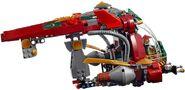Lego Ninjago Ronin R.E.X. 7