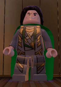 Loki No Helmet