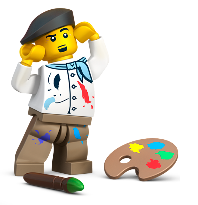 lego minifigure png - photo #13