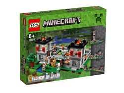LEGOMinecraftFortress