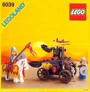 6039 Twin Arm Launcher