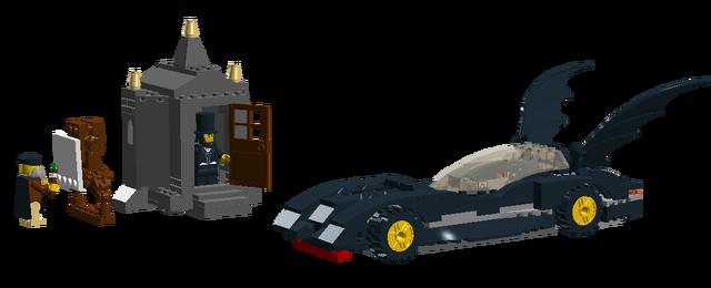 File:Batman's Batmobile.png