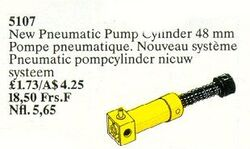 5107 Pneumatic Pump