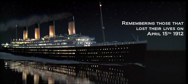 Facebook Titanic Cover Photo