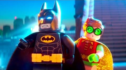 THE LEGO BATMAN MOVIE TV Spot 3 - Family (2017) Animated Comedy Movie HD