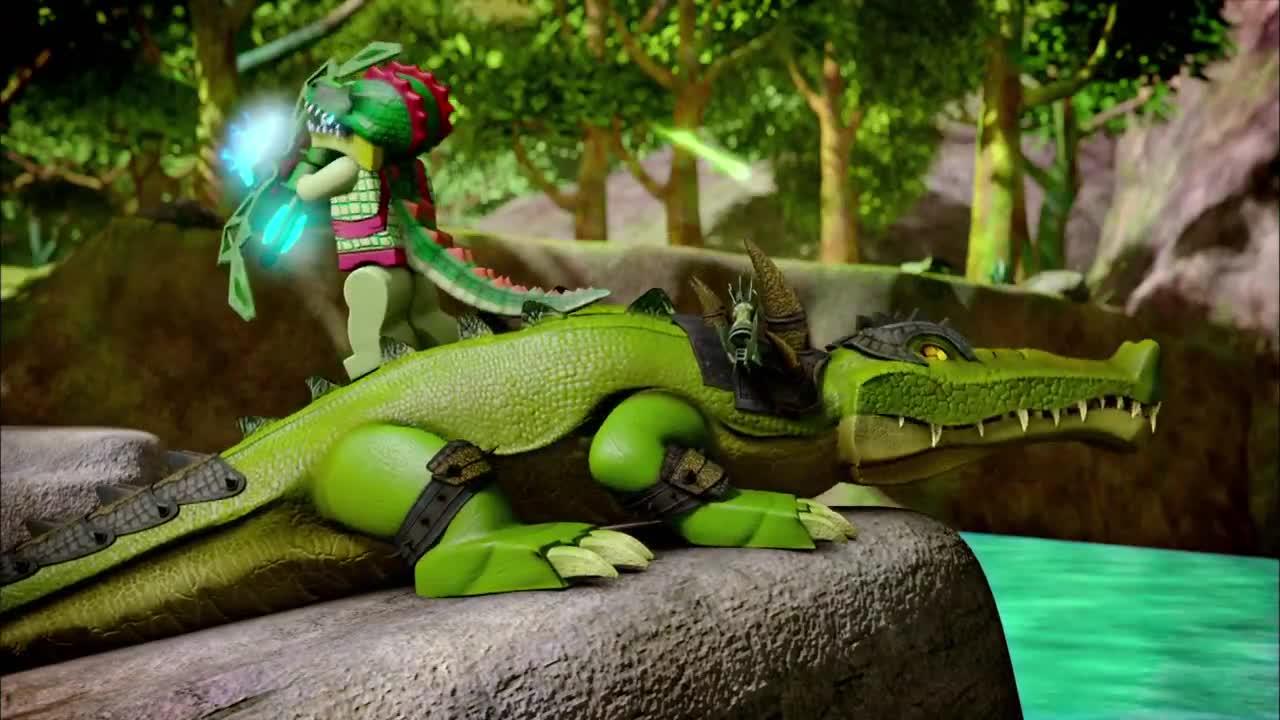 Fichier crocodile l gendaire le royaume oubli jpg wiki - Lego chima saison 2 ...