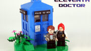 Doctor who LEGO sets